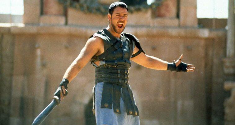 Gladiator 2 Senaryosu ridley scott
