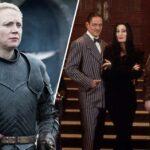Gwendoline Christie Wednesday Addams Family