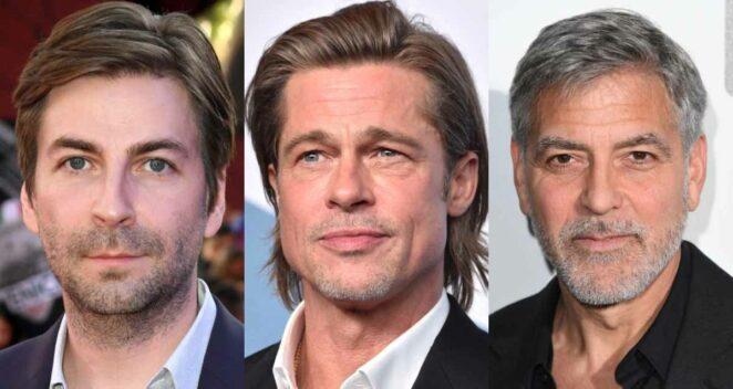 Jon Watts, Brad Pitt vdGeorge Clooney