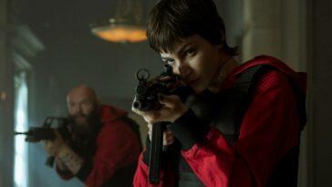 La Casa De Papel 5. Sezon Bölümleri Netflix