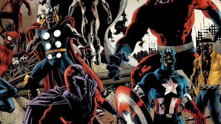 Marvel Zombies Canlı Aksiyon Uyarlaması