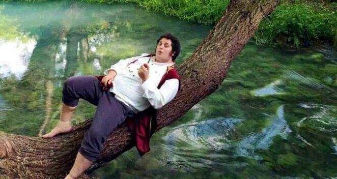 Nicolas Gentile hobbit yaşamı