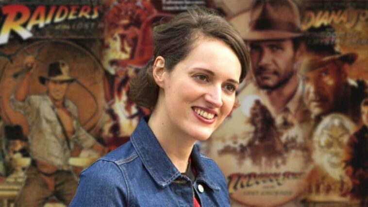 Phoebe Waller-Bridge Yeni Indiana Jones 5 Filmi