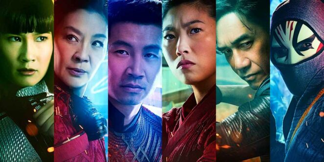 Shang-Chi karakterler