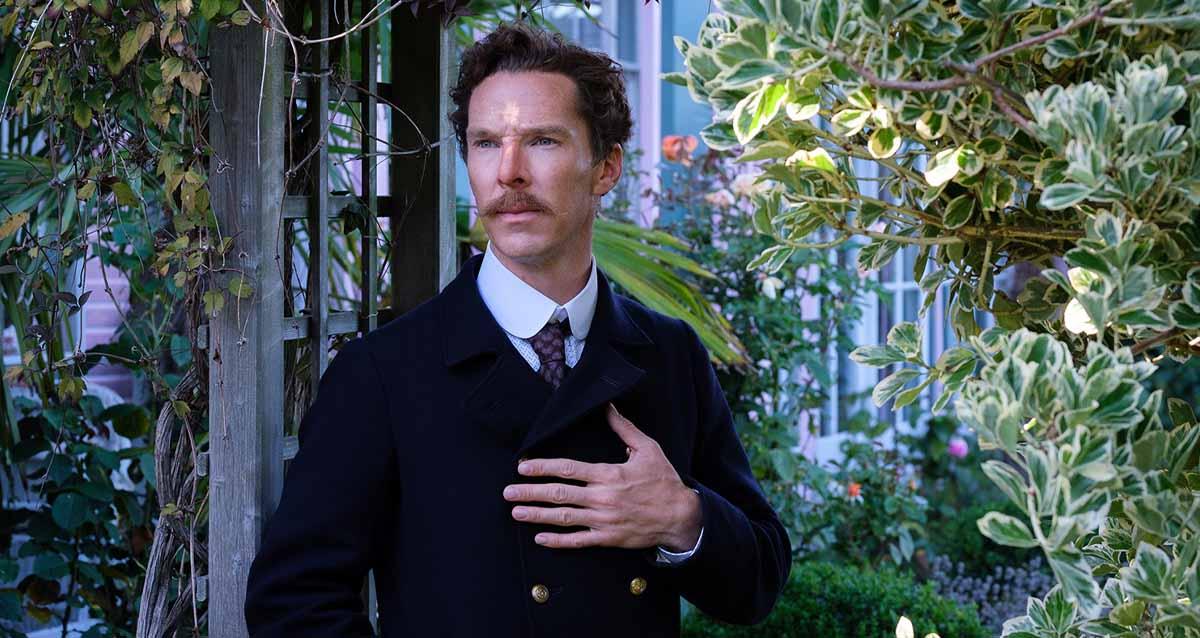 Benedict Cumberbatch The Electrical Life of Louis Wain Fragmanı