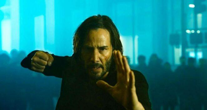 The Matrix: Resurrections 4