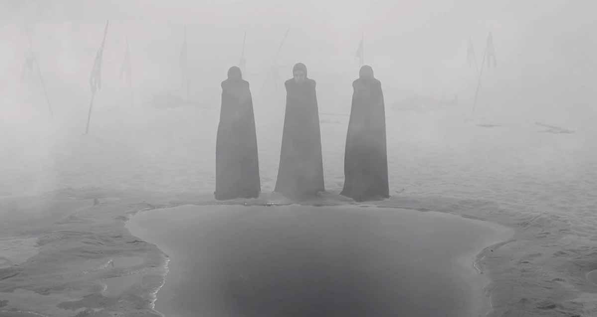 The Tragedy of Macbeth Fragmanı