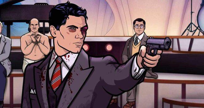 Archer 13. sezon onay fx dizi