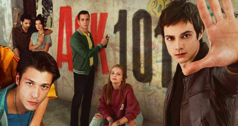 Aşk 101 2. Sezon Fragmanı Netflix Final