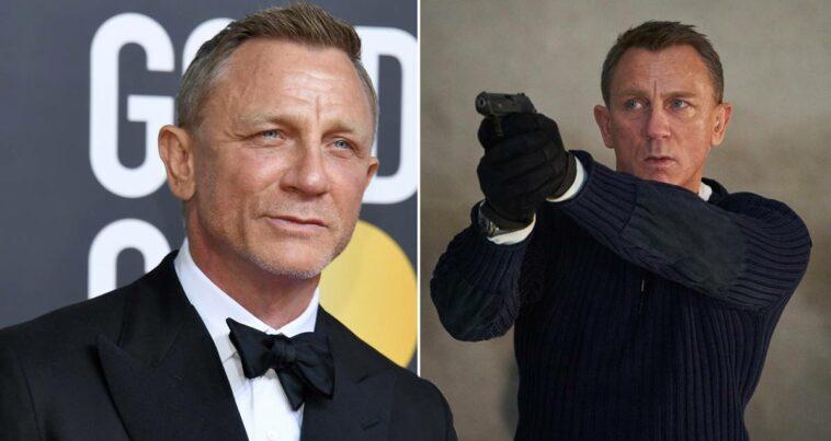 Daniel Craig, James Bond kadın no time to die