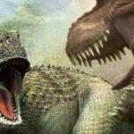 Dinozorların Dövüş Kulübü: T-rex Davranışları