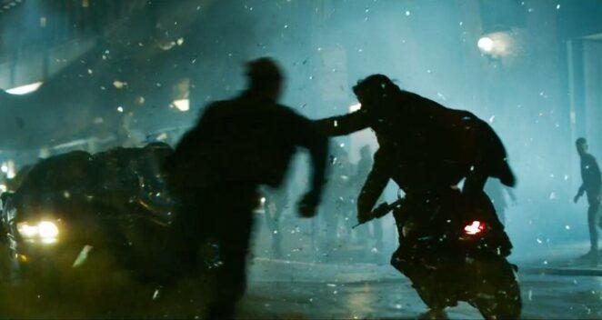 dövüş sahneleri matrix