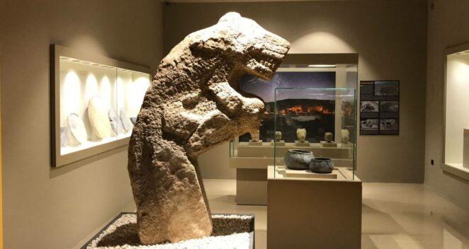 karahantepe kazıları leopar