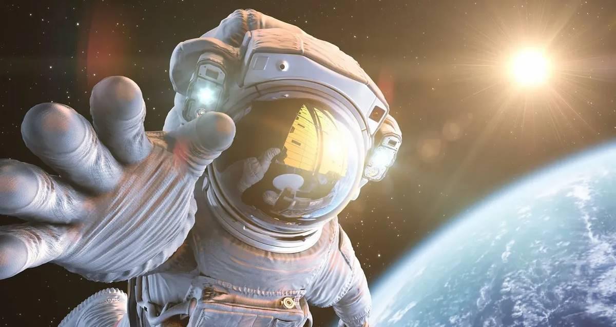 kozmik beton astronot