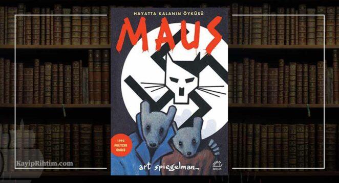 Maus (Hayatta Kalanın Öyküsü) - Art Spiegelman