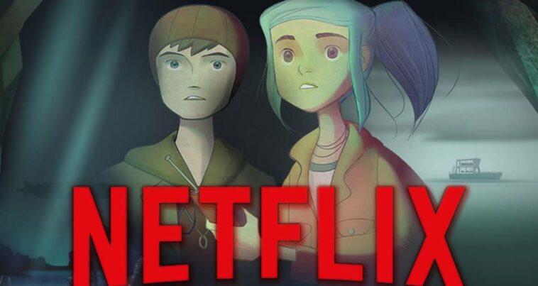 Netflix Oyun Stüdyosu Night School Studio satın alma