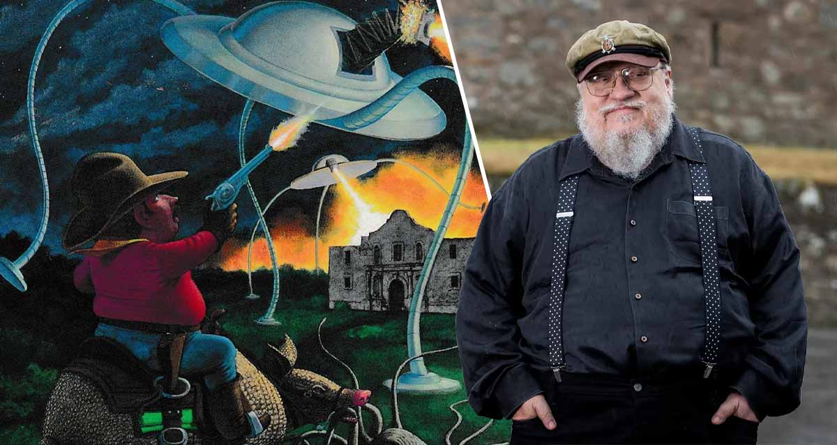 night of the cooters george rr martin