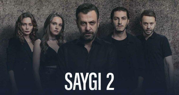 Saygı 2. sezon yayında