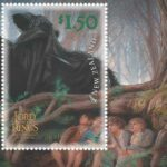 yüzüklerin efendisi posta pulları