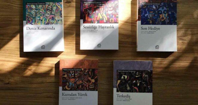 Abdulrazak Gurnah kitapları