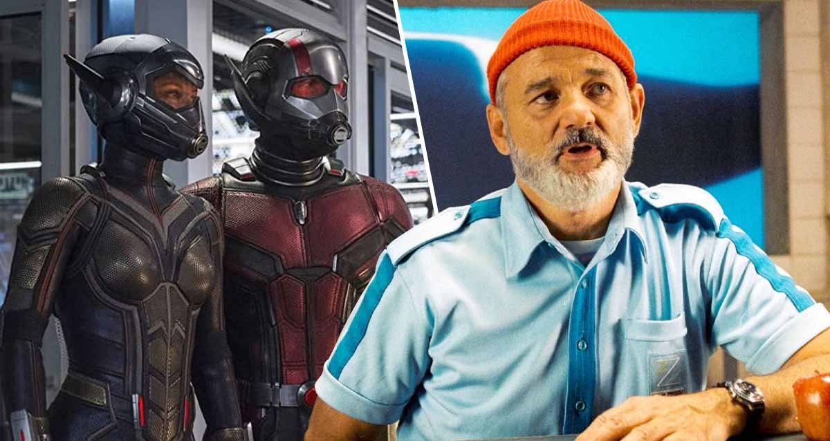 Bill Murray, Ant-Man and the Wasp: Quantumania
