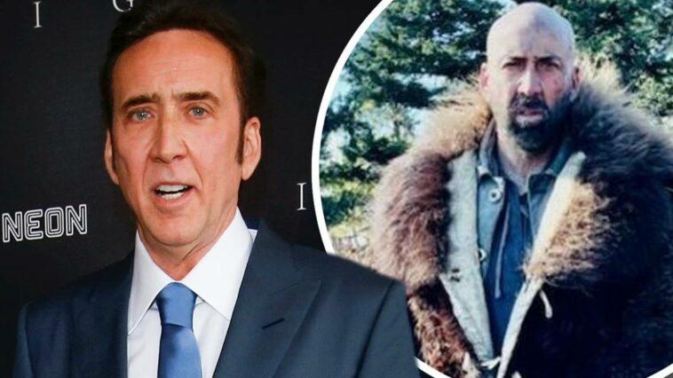 Butcher's Crossing: Nicolas Cage