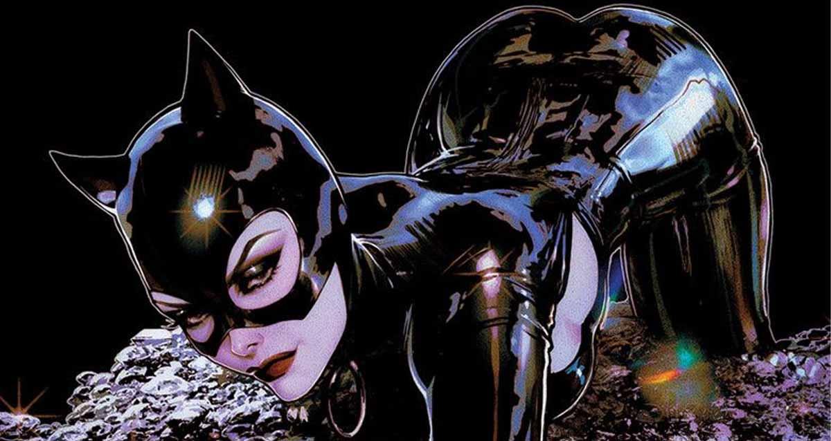 Catwoman çizgi roman marvel ekibi