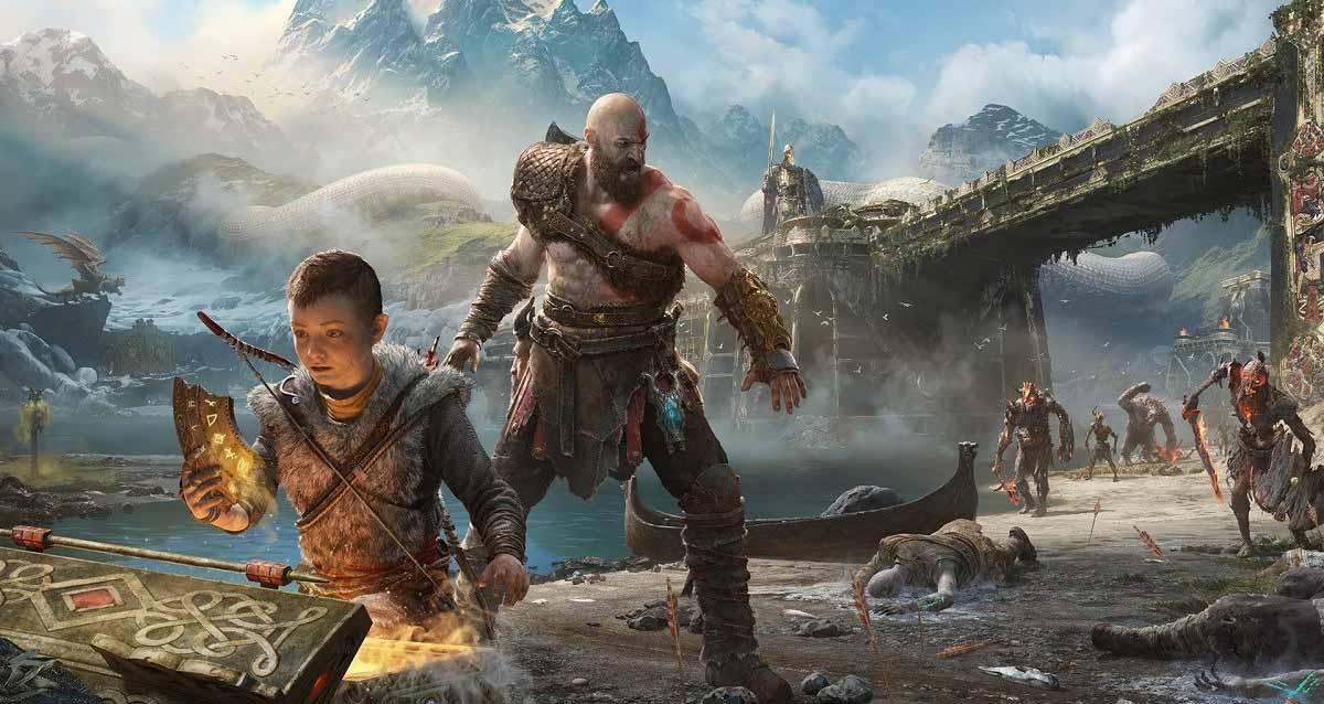 God of War PC'ye Geliyor