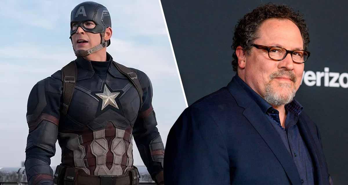 Jon Favreau Iron Man Captain America Marvel