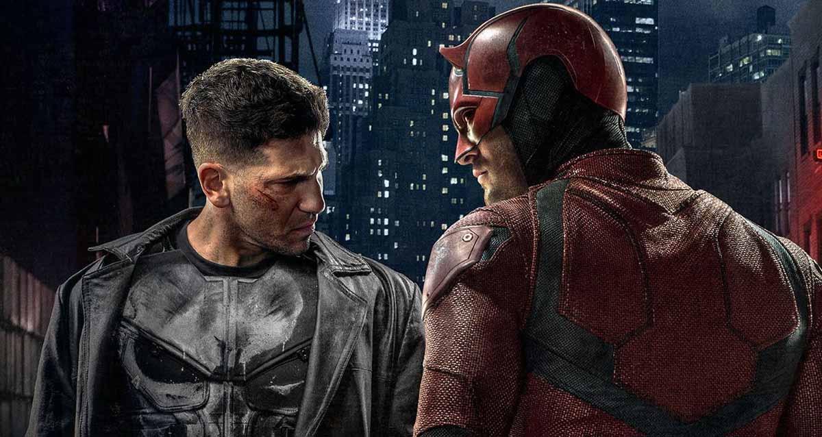 Marvel Studios Daredevil ve Punisher