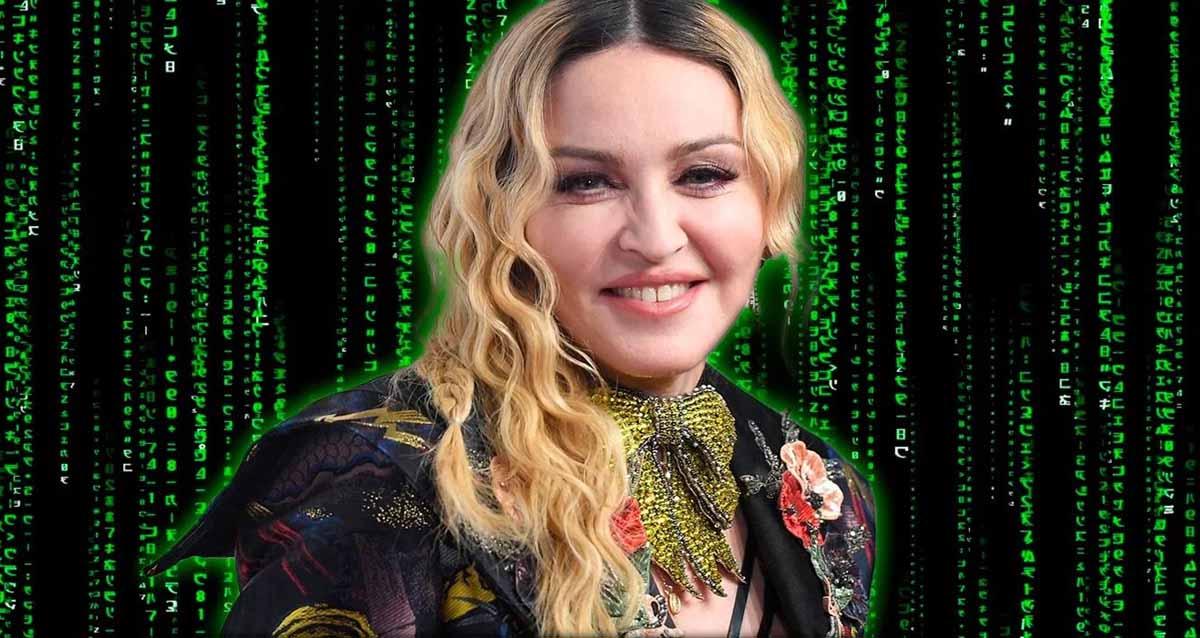 Matrix Batman Madonna