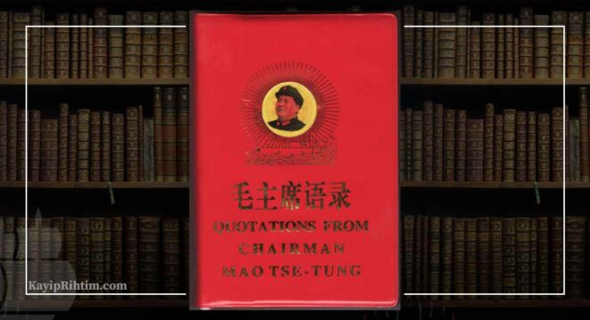 Başkan Mao'dan Seçme Sözler (Quotations From Chairman) - Mao Zedong / en çok satan kitaplar