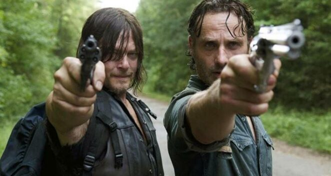 Tales of the Walking Dead Dizisi yürüyen ölüler amc