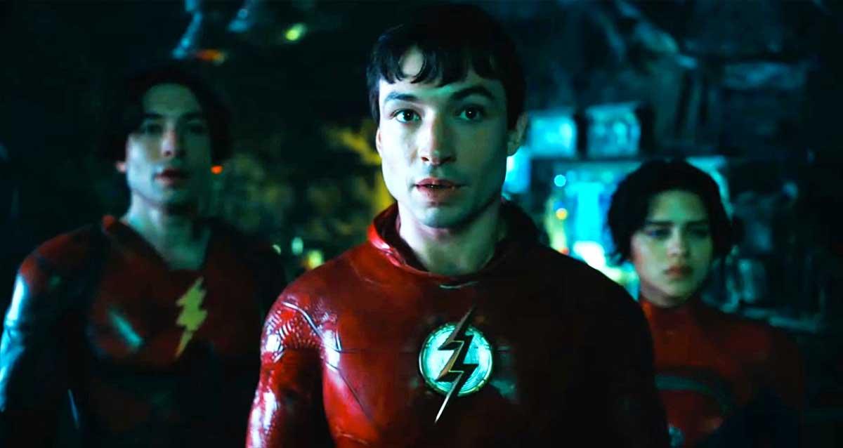 The Flash fragmanı