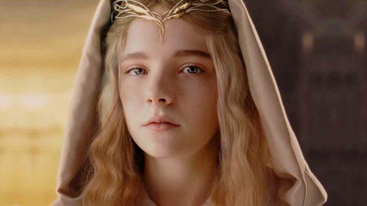 Yüzüklerin Efendisi Dizisi Çocuk Galadriel