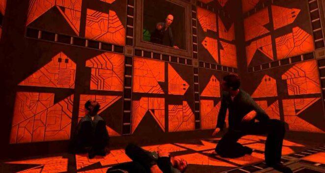 cube squid game benzeri film