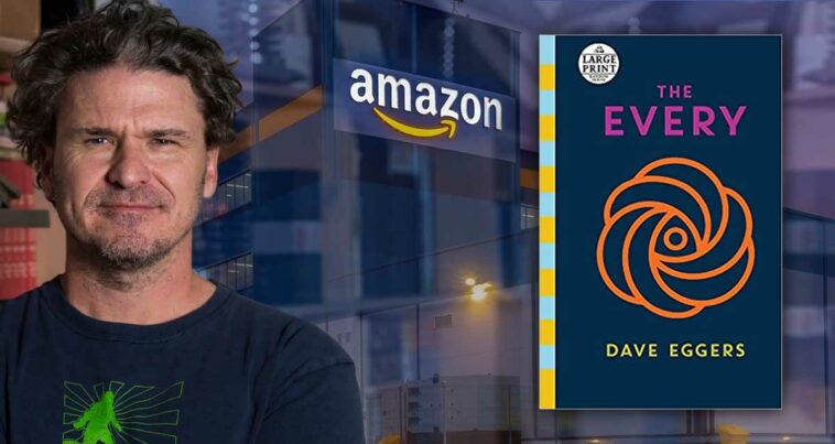 dave eggers amazon the every