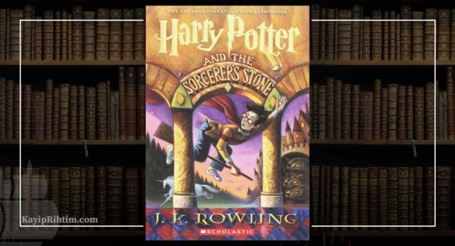 Harry Potter Serisi - J.K. Rowling / en çok satan kitaplar