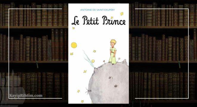 Küçük Prens (Le Petit Prince) - Antoine de Saint-Exupéry / en çok satan kitaplar
