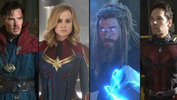Marvel Sinematik Evreni Filmleri erteleme
