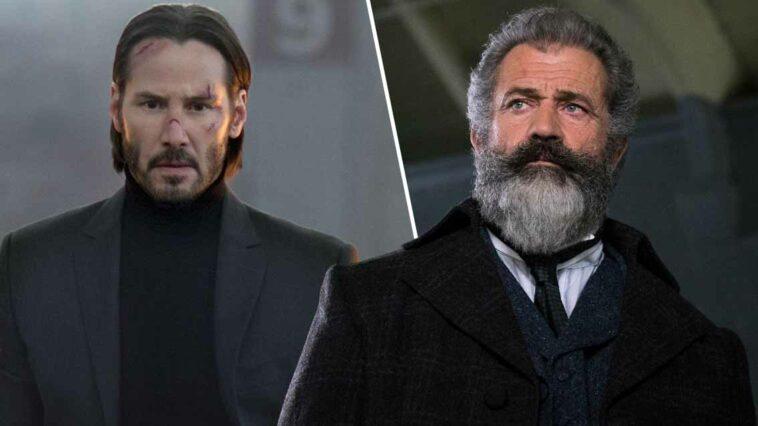 Mel Gibson Yeni John Wick Dizisi The Continental