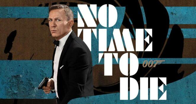 no time to die james bond 25