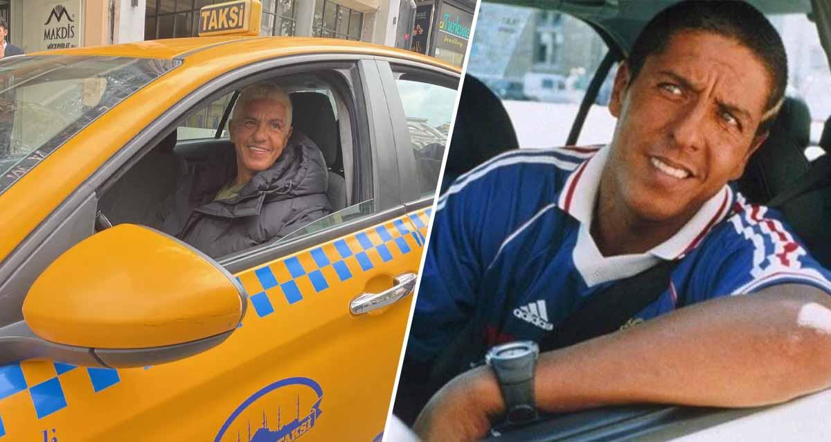 Taxi Başrolü Samy Naceri İstanbul taksici kriz