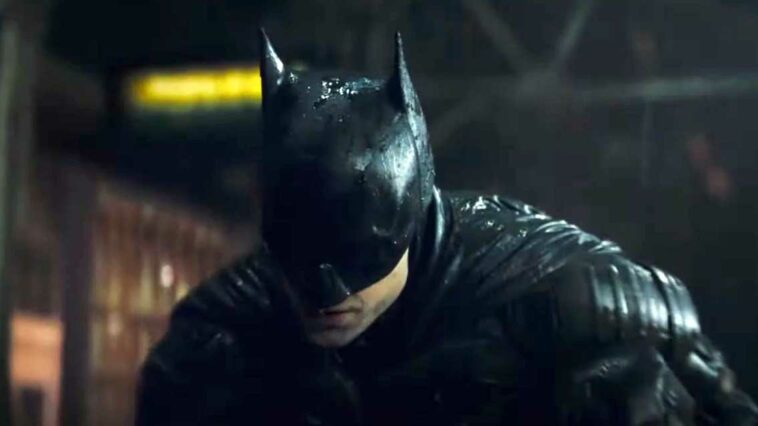 the batman fragman