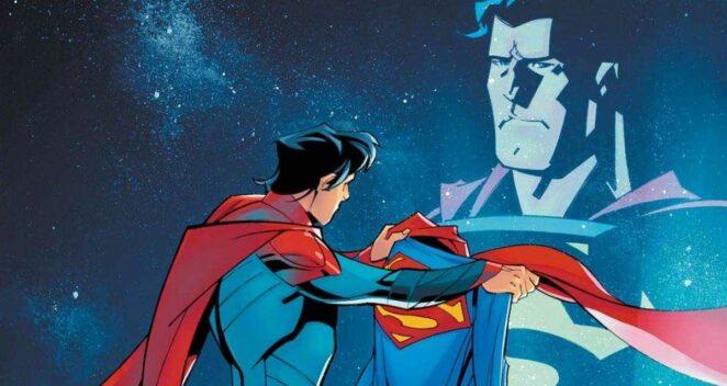 Yeni Superman Jon Kent Biseksüel